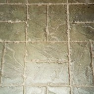 Basketweave Stone Mat - M111