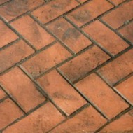 New Brick Herringbone Mat - M30